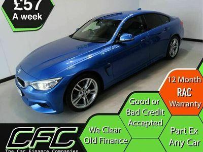 used BMW 418 4 Series 2.0TDM Sport (143bhp) (s/s) Gran 5d Auto