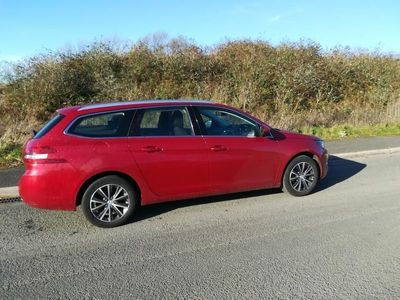 used Peugeot 308 SW 1.6 BlueHDi Allure (s/s) 5dr