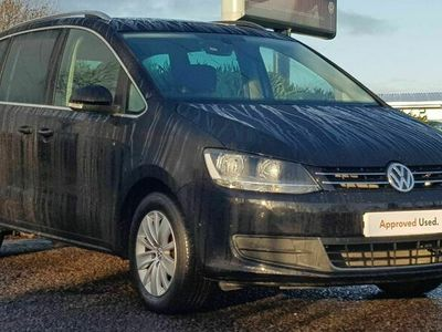 used VW Sharan 2.0 TDI CR BlueMotion Tech 150 SE Nav 5dr