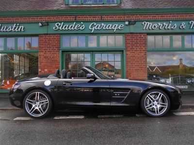 used Mercedes SLS AMG Roadster RHD Imported from South Africa Roadster 2011