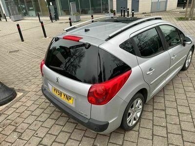 used Peugeot 207 1.6 VTi Sport 5d Tip Auto