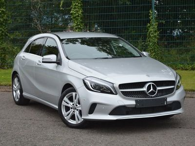 used Mercedes A180 A ClassSport Premium Auto 5dr 1.5