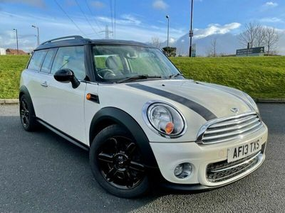 used Mini Cooper D Clubman 1.6 5dr