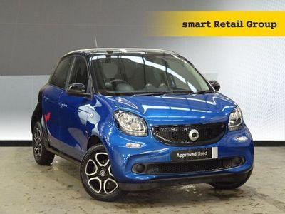 used Smart ForFour 0.9 Turbo Prime Premium 5dr Auto