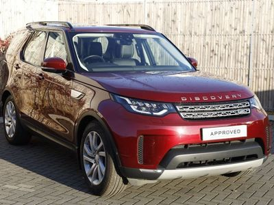 used Land Rover Discovery 3.0 TD6 HSE 5dr Auto Station Wagon 2017