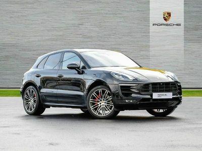 used Porsche Macan GTS 5dr PDK 3.0