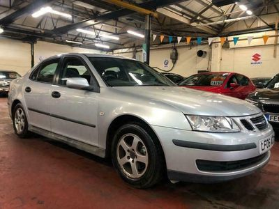 used Saab 9-3 1.8 i Linear 4dr