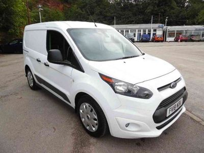 used Ford Transit Connect 1.5 TDCi 100ps D/Cab Trend Van
