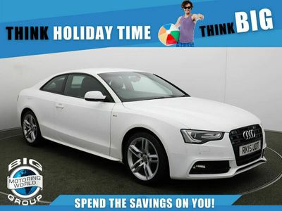 used Audi A5 TDI S LINE for sale   Big Motoring World