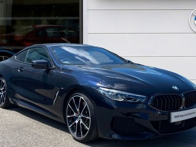 used BMW 840 8 SERIES 2019 Bridgwater d xDrive Coupe