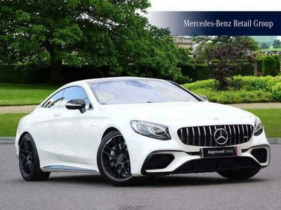 used Mercedes S63 AMG S-Class[612] 2dr MCT