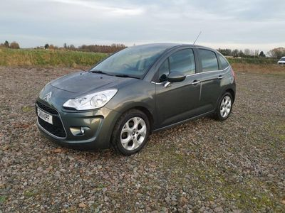 used Citroën C3 1.6 HDi 16V Exclusive 5dr