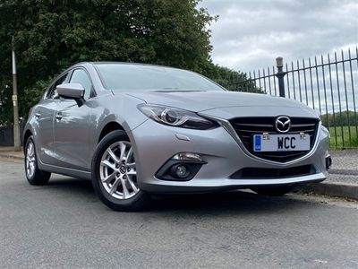 used Mazda 3 2.0 SE-L NAV 5d 118 BHP SAT NAV, REAR SENSORS, LOW MILES