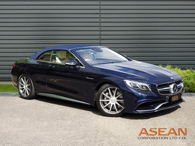 used Mercedes S63 AMG S CLASS2dr Auto