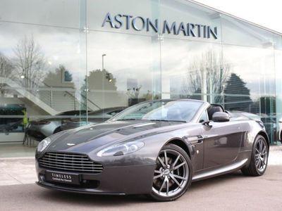 used Aston Martin V8 Vantage Roadster 4.7 2dr