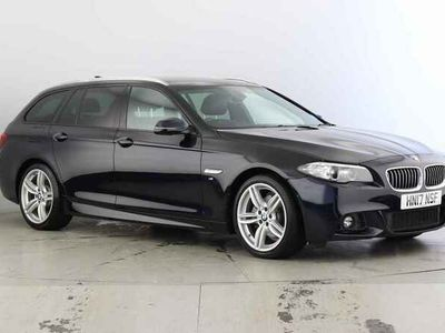 used BMW 520 5 Series d [190] M Sport 5dr Step Auto 2.0
