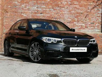 used BMW 530 5 Series d M Sport 4dr Auto 3.0