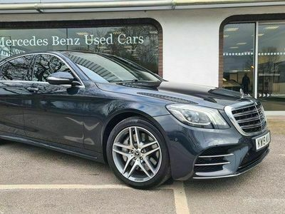 used Mercedes S350 S-Classd L AMG LINE EXECUTIVE 9G-TRONIC - Pan' Roof, 19 AMG Wheels, COMAND, AIR-BALANCE 2.9 4dr