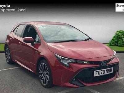 used Toyota Corolla 2.0 VVT-i (181bhp) Design Hybrid CVT
