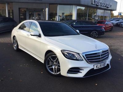 used Mercedes S450 S CLASS SALOONAMG Line Executive/Premium 4dr 9G-Tronic