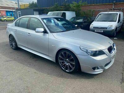 used BMW 545 5 Series 4.4 i V8 Sport 4dr
