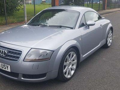 used Audi TT 1.8 T quattro 2dr