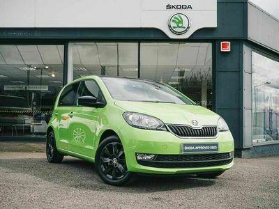 used Skoda Citigo 1.0 MPI Colour Edition 5dr Hatchback 2018
