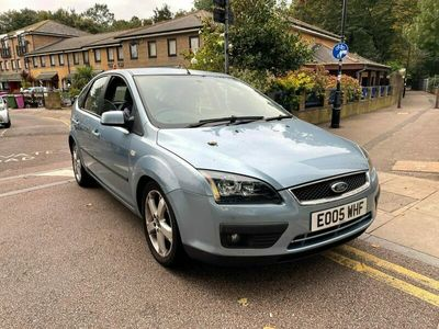 used Ford Focus 1.6 Zetec 5dr [Climate Pack]