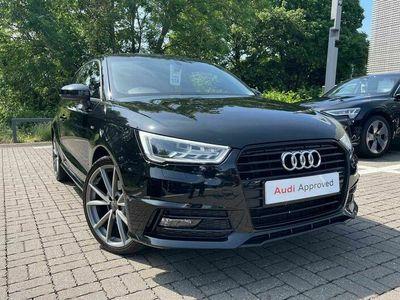 used Audi A1 Black Edition Nav 1.4 TFSI 125 PS 6-speed