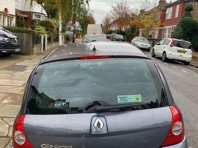 used Renault Clio 1.2 Campus 5dr
