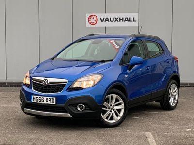 used Vauxhall Mokka 1.6 TECH LINE S/S suv hatchback