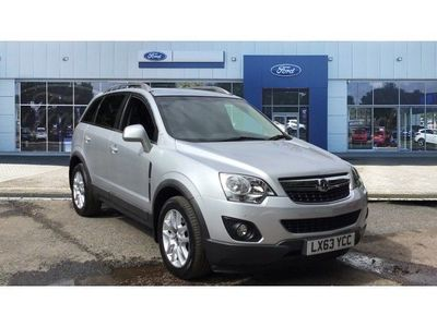 used Vauxhall Antara 2013 Orpington 2.2 CDTi Diamond 5dr [Start Stop] Diesel Estate