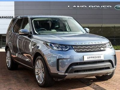 used Land Rover Discovery Discovery 20183.0 TD6 (258hp) SE SUV 2018