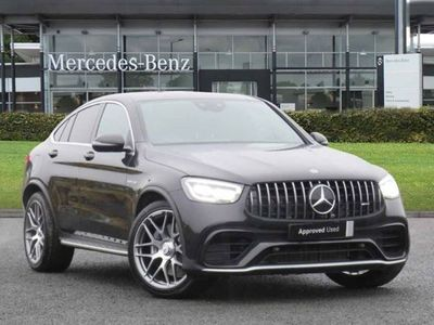 used Mercedes GLC63 AMG GL Class Glc Coupe AMG4Matic SUV 2019