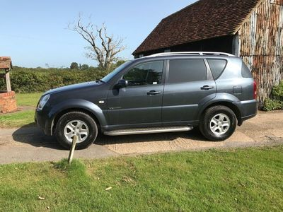used Ssangyong Rexton 2.7 TD S T-Tronic 4x4 5dr