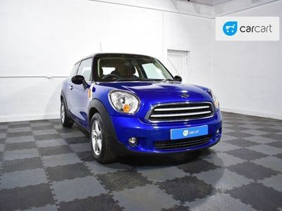 used Mini Paceman Paceman 1.6D 3d 111 BHP SH, 1 Previous Owner!