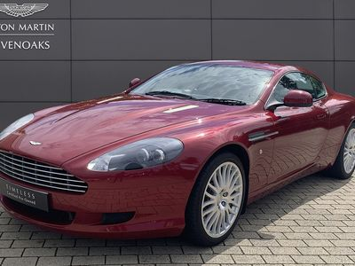 used Aston Martin DB9 Coupe