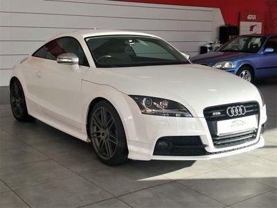 used Audi TTS TT 2.0T FSI QuattroBlack Edition 2dr