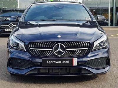 used Mercedes 220 CLA ClassAMG Line 5dr Tip Auto