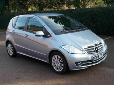 used Mercedes A160 A Class 2.0CDI Elegance SE 5dr