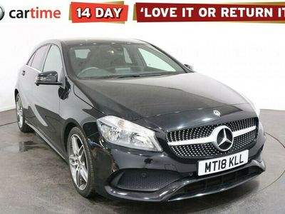 used Mercedes A160 A-ClassAMG LINE Your dream car can become a reality with cartime's fantastic finance deals.