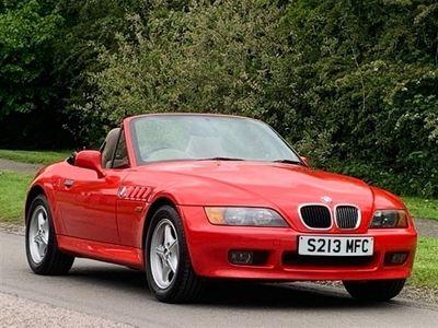 used BMW Z3 Z3 1.9ROADSTER 2d 138 BHP
