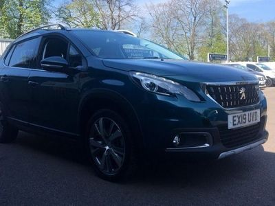 used Peugeot 2008 1.5 BlueHDi Allure EAT6 (s/s) 5dr