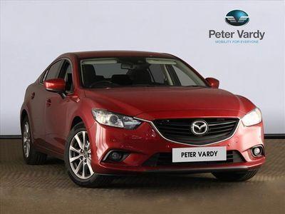 used Mazda 6 Petrol 2.0 SE-L Nav 4dr