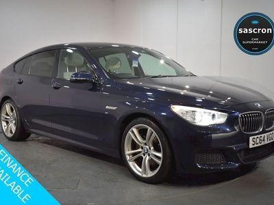 used BMW 520 Gran Turismo 5 Series Gran Turismo 2.0 d M Sport 5dr Diesel Automatic (144 g/km, 184 bhp)