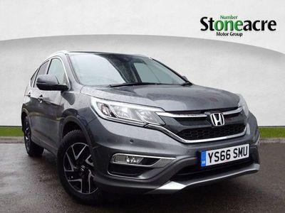 used Honda CR-V 2.0 i-VTEC SE Plus Navi SUV 5dr Petrol (s/s) (155 ps)