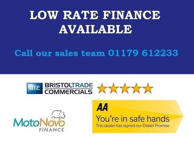 used Ford Transit Connect 200 L1 Panel Van **LOW MILEAGE**