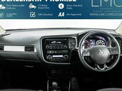 used Mitsubishi Outlander Estate 2.2 DI-D 3 auto 5d