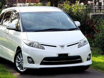 used Toyota Estima Hybrid 2.4 G-ED Auto 7 Seats 5dr