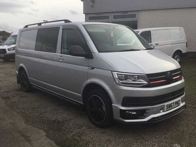 used VW Transporter 2.0 TDI BMT 150 Medium Roof Highline Kombi Van DSG